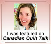 http://www.brandylynndesigns.com/quilting/fibre-art/podcast/246-Live%2BPodcasts