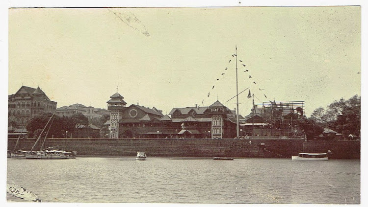 Bombay Yacht Club c1905