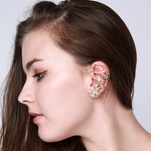 Halo Star Ear Cuff