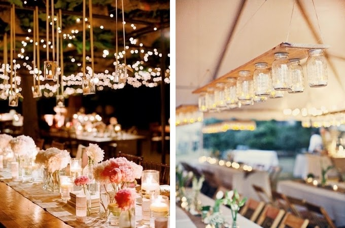 Candles - Creative Lighting Ideas for Your Wedding Reception