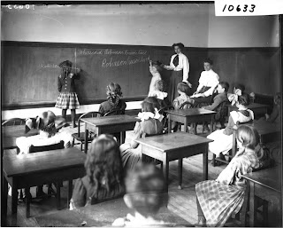 Classroom from 1911