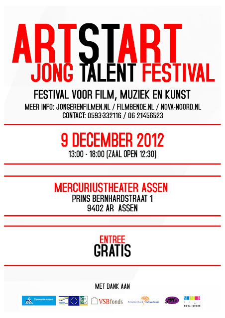 ARTSTART 9 december