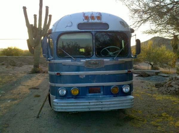 Used RVs 1946 GMC PD 3751 Conversion Bus For Sale by Owner