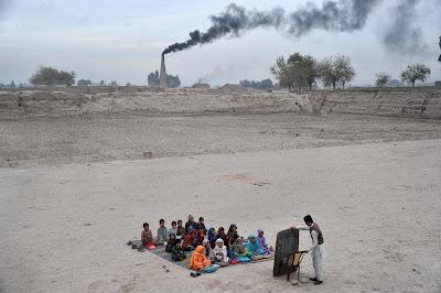 Education, Student, Afghanistan, School, Classroom, Camp, Jalalabad, Nangarhar, Province, Soviet, Taliban, Terrorism, Refugee, Open Classroom, Sky, Teacher, Study, Rule, War,