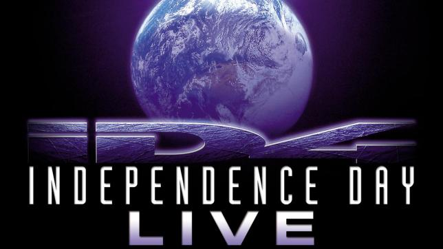 Independence Day w LIVE score at Royal Albert Hall 22 Sep 2016 + pre-film talk from David Arnold