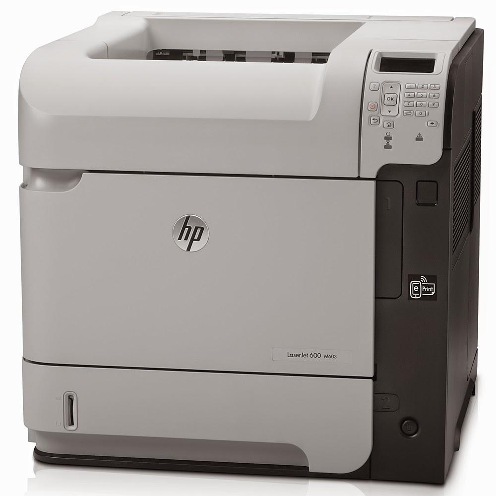 HP LaserJet Enterprise 600 Printer M603n (CE994A)
