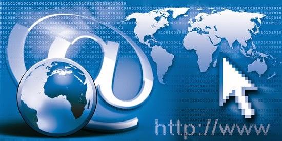 Laman siber