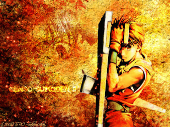 #20 Suikoden Wallpaper