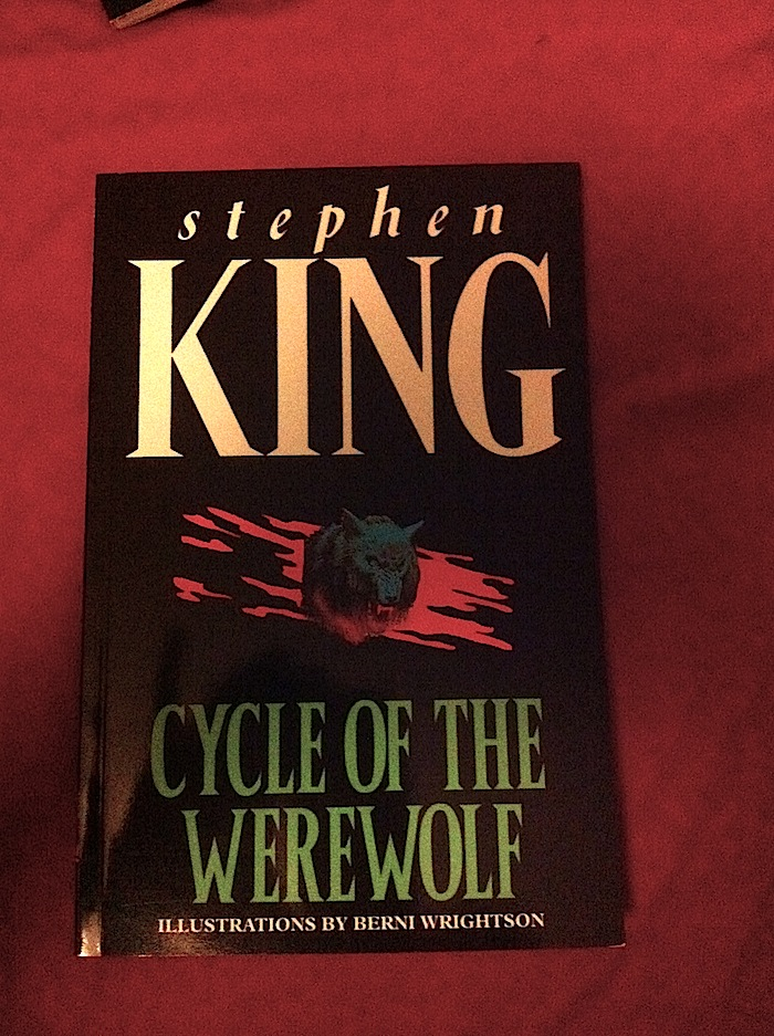 cycle of the werewolf book review