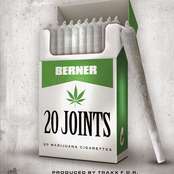 Berner - 20 Joints - Single Cover