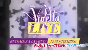 Violetta Live International Tour 2015