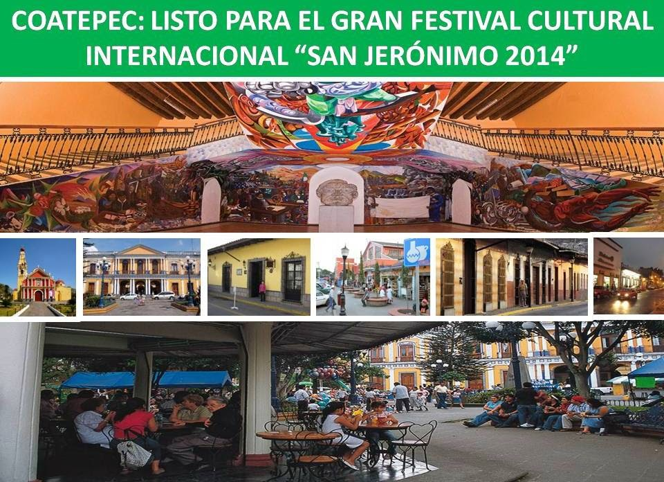 FESTIVAL SAN JERÓNIMO