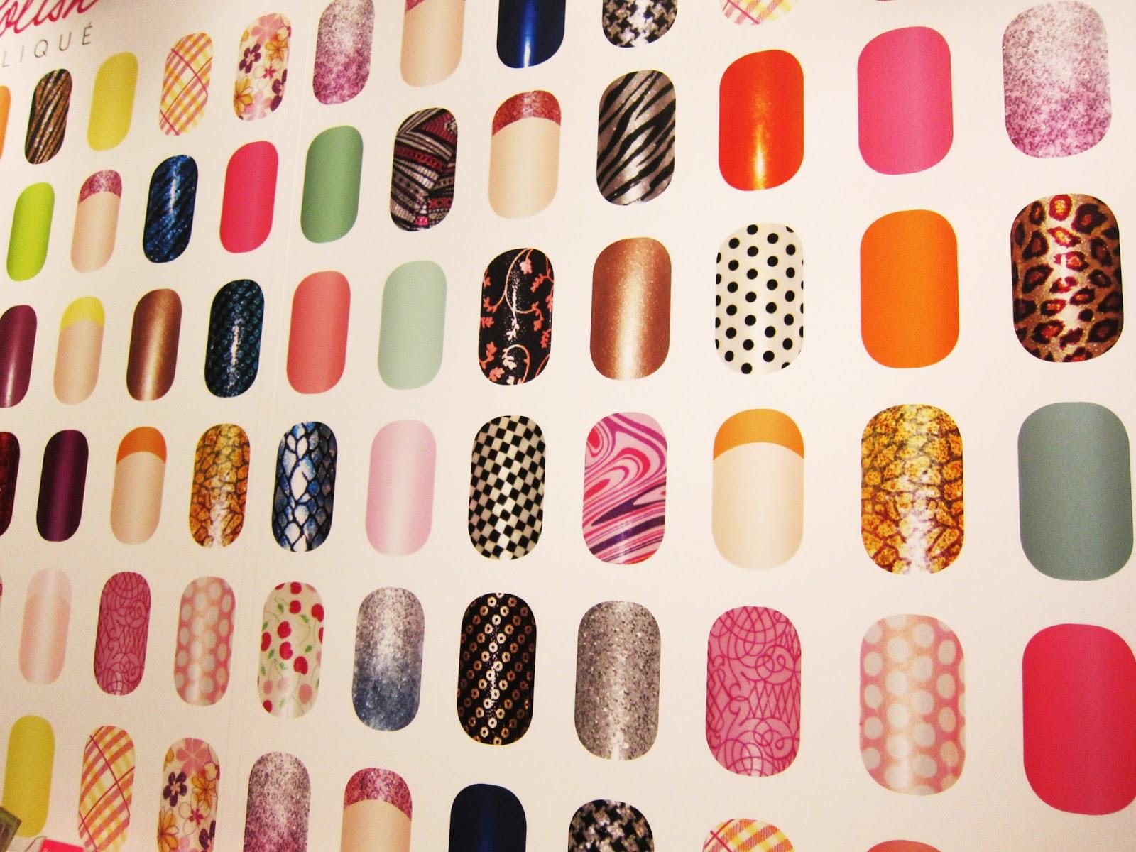 Incoco nails - Samantha Mariko