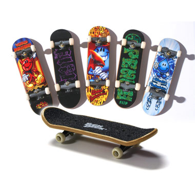 Tudo sobre tech deck - Tech deck finger skateboards ...