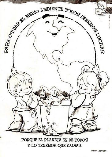E colorin colorado 22 de abril d a internacional de for Grado medio jardin de infancia