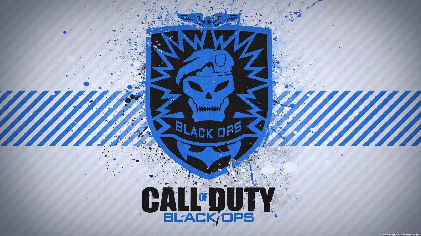 Logo Black Black Ops Logo