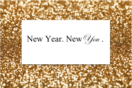 You Gotta Put It On To Pull It Off: New Year. New You.