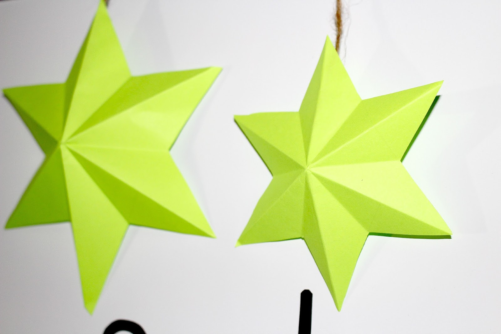 Tunstall 39 s teaching tidbits hallway behavior management for How to make a big paper star