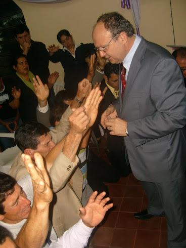 Pastor e Conferencista Alvaro Braun