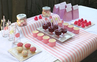 GIrls 1st Birthday Party Ideas