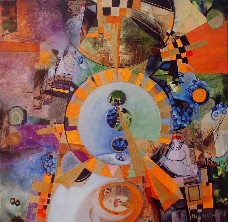 Abondance - 50 x 50 cm - 2014