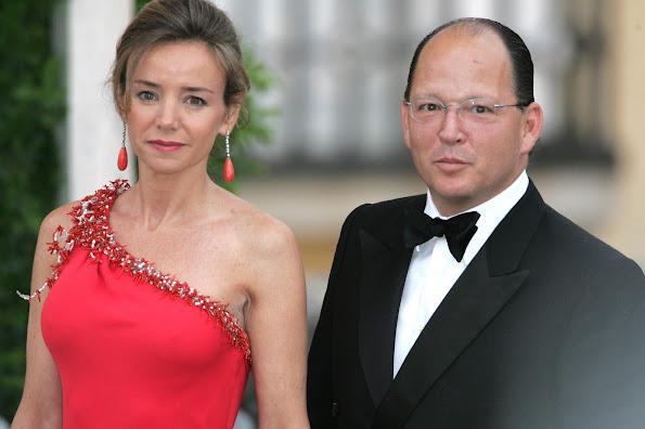 Kardam, Prince of Turnovo, Duke of Saxony, Crown Princess Miriam and Crown Prince Kardam of Bulgaria