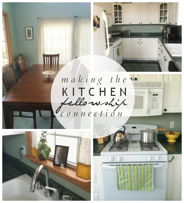 Making the Kitchen-Fellowship Connection