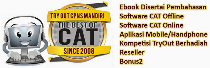 Download Software Latihan CAT CPNS 2014