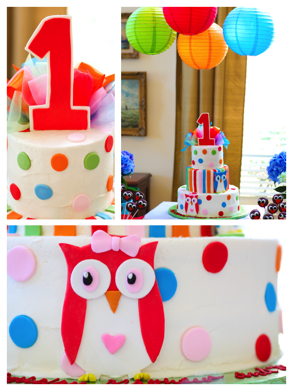 Just a Little Party Twin 1st Birthday Unisex BOYGIRL Owl