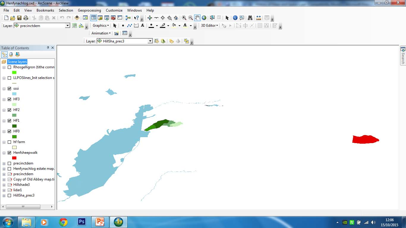 A Marxist GIS Upland Wales Agency And Landuse Archaeologistica - Florida uplands map