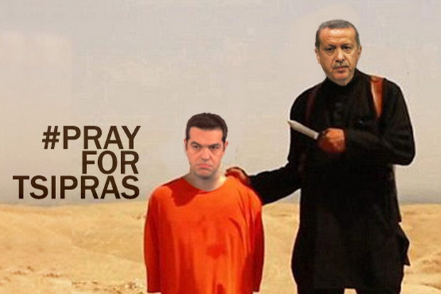 Pray for Tsipras