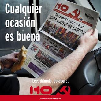 Nuestro periódico: Mundo Obrero