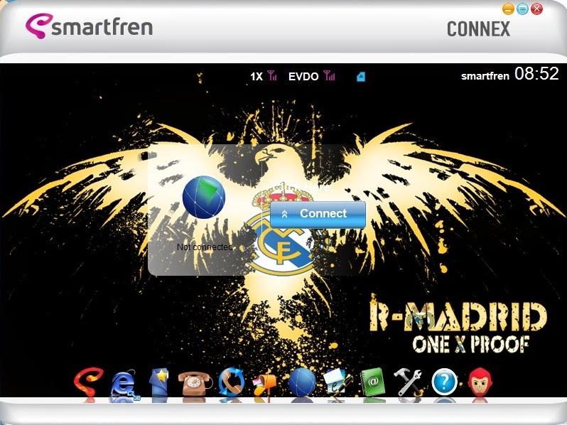 Download Skin Modem Smartfren AC782 Edisi Barcelona F.C