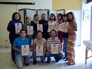 GRADUADOS CIUDAD DE MÉXICO 2012