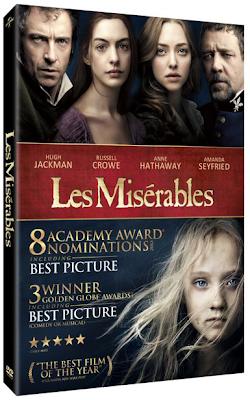 Los miserables (2012) DVD