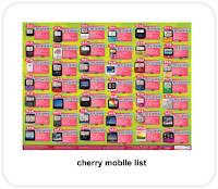 Cherry Mobile Price List