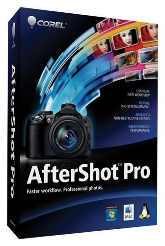 Cover Of Corel AfterShot Pro (2013) 1.1.1.10 Free Download With Patch