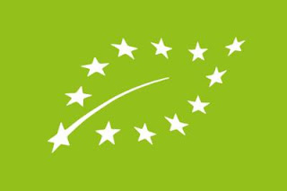 logo Ue Eurofoglia agricoltura biologica