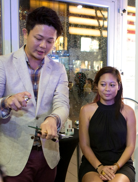 sgfw celebrity skincare guru larry yeo skii tips