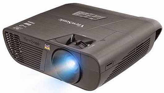 Viewsonic Projector Solutions at ISE 2015