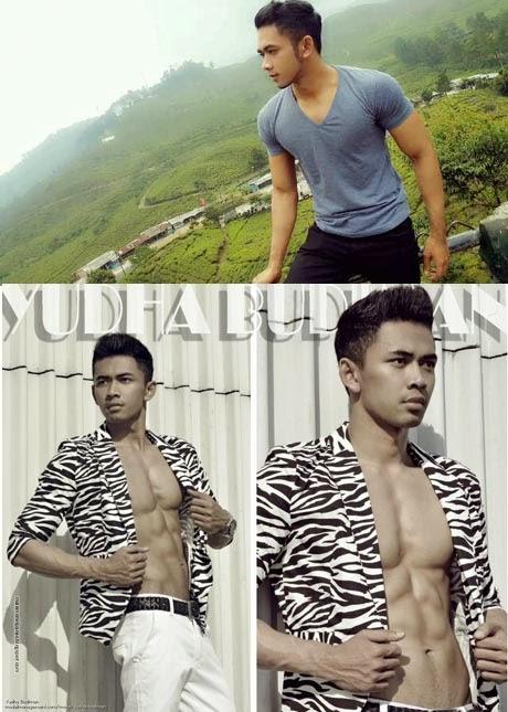 Indonesia male model