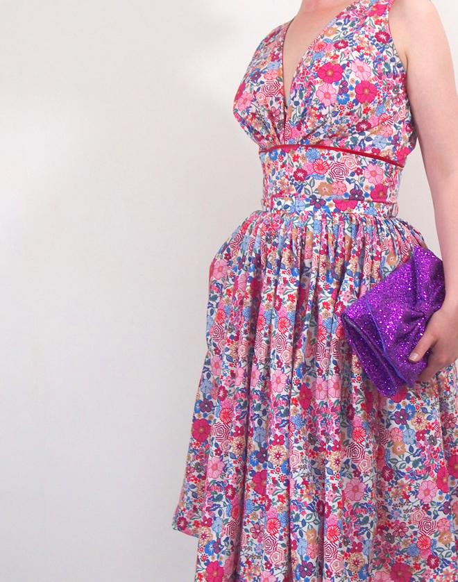Liberty print dresses uk cheap