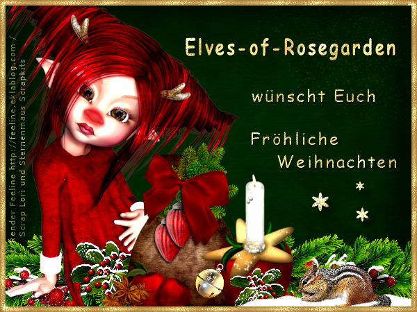 Elves of Rosegarden