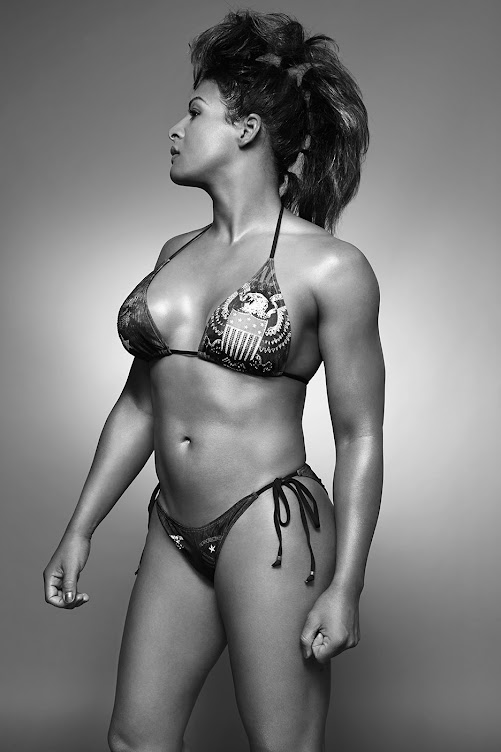 Fallon Fox / Women's  MMA Fighter