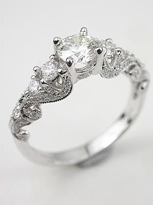 Simply Stunning Diamond Ring