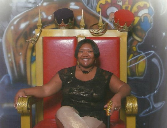 Miss Joyce: R&B independent artist from Jackson, Tennessee played in E114 of the ArenaCast