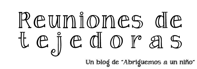 Reunión de Tejedoras