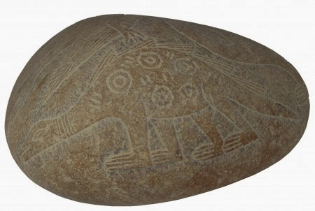 Ancient Art Contain Depictions Of Flying Aircraft, Helicopters And Dinosaurs