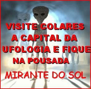 VISITE A CIDADE DE COLARES, NO PARÁ, A CAPITAL DA UFOLOGIA BRASILEIRA!