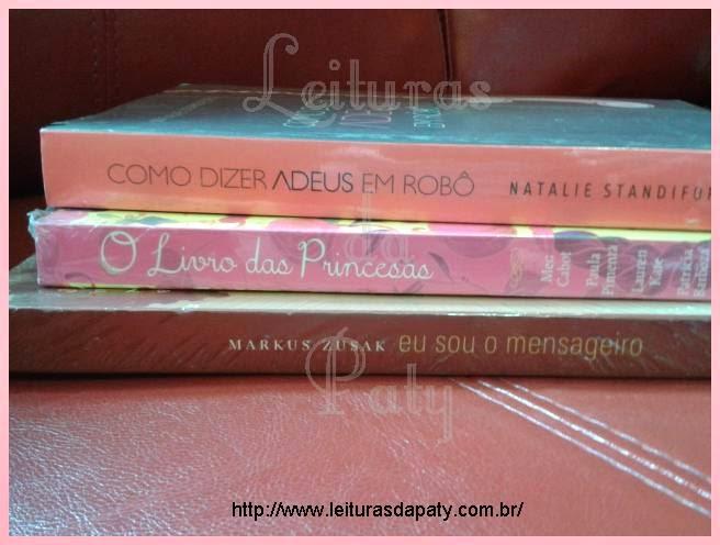 O Livro das Princesas - Como Dizer Adeus em Robô? - Eu Sou o Mensageiro